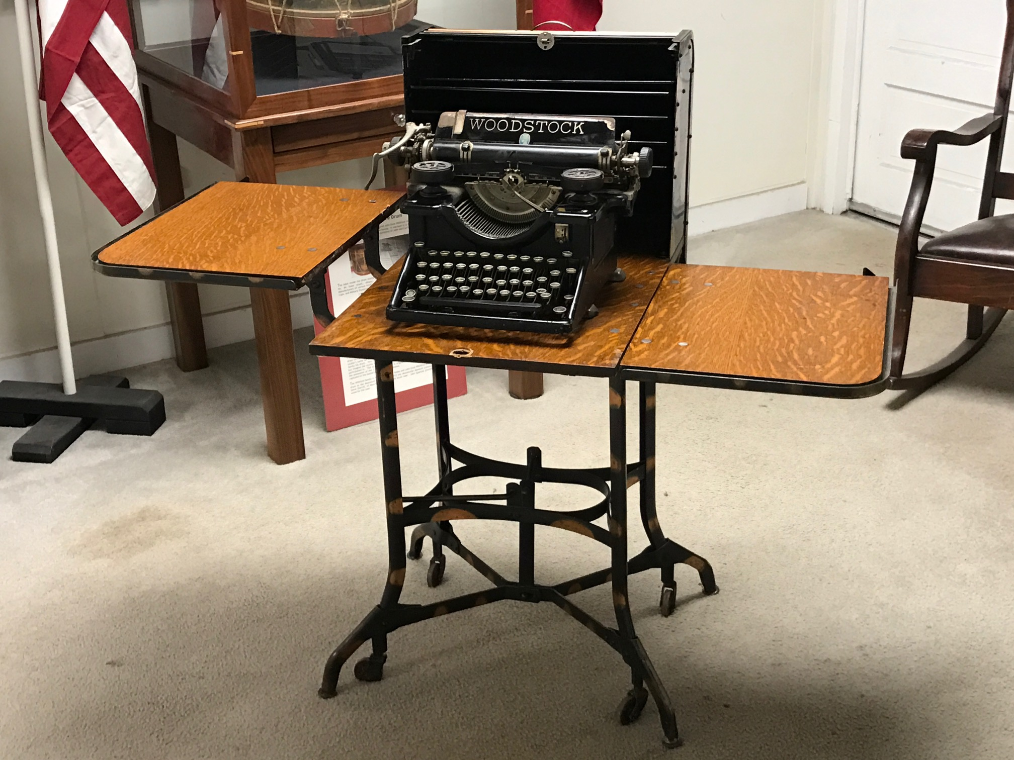 Toledo Steel Furniture Typewriter Desk 2