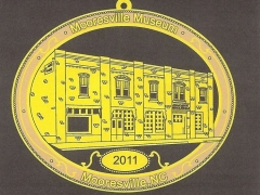 2011 Christmas Ornament of the Charles Mack & Son Wholesale