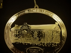 2015 Christmas Ornament of the Mooresville Library