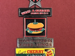 2016 Christmas Ornament of What-A-Burger